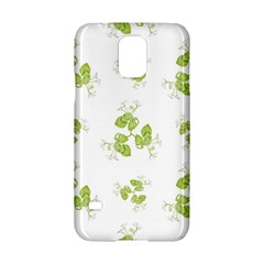 Photographic Floral Decorative Pattern Samsung Galaxy S5 Hardshell Case