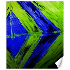 Point Of Equilibrium 7 Canvas 20  X 24   by bestdesignintheworld