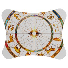 Zodiac  Institute Of Vedic Astrology Jigsaw Puzzle Photo Stand (bow) by Sapixe