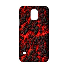 Volcanic Textures Samsung Galaxy S5 Hardshell Case