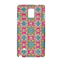 Christmas Holidays Seamless Pattern Samsung Galaxy Note 4 Hardshell Case by Sapixe