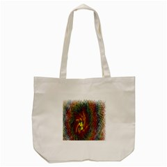 Fire New Year S Eve Spark Sparkler Tote Bag (cream) by Sapixe