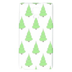 Background Christmas Christmas Tree Galaxy Note 4 Back Case by Sapixe