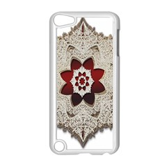 Jewelry Jewel Gems Gemstone Shine Apple Ipod Touch 5 Case (white)