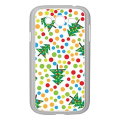 Pattern Circle Multi Color Samsung Galaxy Grand Duos I9082 Case (white) by Sapixe