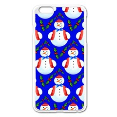 Seamless Repeat Repeating Pattern Apple Iphone 6 Plus/6s Plus Enamel White Case by Sapixe