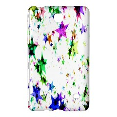 Star Abstract Advent Christmas Samsung Galaxy Tab 4 (8 ) Hardshell Case  by Sapixe