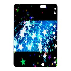 Star Abstract Background Pattern Kindle Fire Hdx 8 9  Hardshell Case by Sapixe