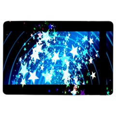 Star Abstract Background Pattern Ipad Air 2 Flip by Sapixe