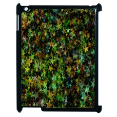 Star Abstract Advent Christmas Apple Ipad 2 Case (black) by Sapixe