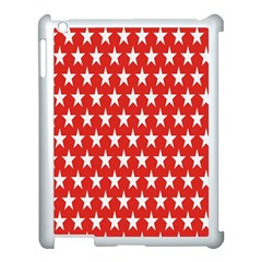 Star Christmas Advent Structure Apple Ipad 3/4 Case (white) by Sapixe