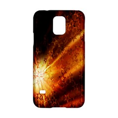 Star Sky Graphic Night Background Samsung Galaxy S5 Hardshell Case