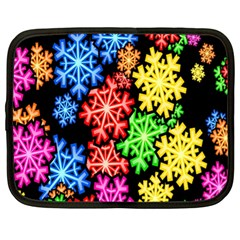 Wallpaper Background Abstract Netbook Case (xl)  by Sapixe