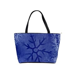 Winter Hardest Frost Cold Shoulder Handbags by Sapixe