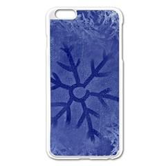 Winter Hardest Frost Cold Apple Iphone 6 Plus/6s Plus Enamel White Case by Sapixe