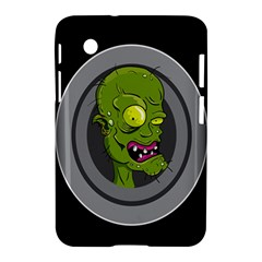 Zombie Pictured Illustration Samsung Galaxy Tab 2 (7 ) P3100 Hardshell Case  by Sapixe
