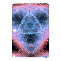 Sacred Geometry Mandelbrot Fractal Samsung Galaxy Tab Pro 12 2 Hardshell Case by Sapixe