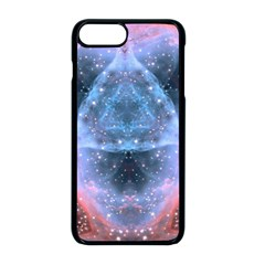 Sacred Geometry Mandelbrot Fractal Apple Iphone 8 Plus Seamless Case (black) by Sapixe