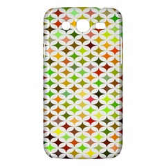 Background Multicolored Star Samsung Galaxy Mega 5 8 I9152 Hardshell Case  by Sapixe