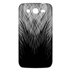 Feather Graphic Design Background Samsung Galaxy Mega 5 8 I9152 Hardshell Case  by Sapixe
