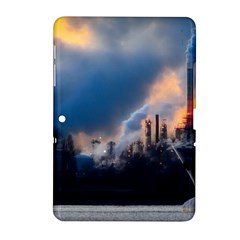 Warming Global Environment Nature Samsung Galaxy Tab 2 (10 1 ) P5100 Hardshell Case  by Sapixe