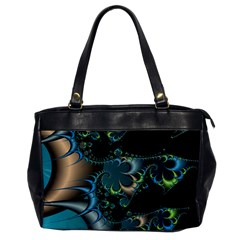 Fractal Art Artwork Digital Art Office Handbags by Sapixe