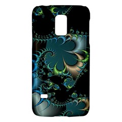 Fractal Art Artwork Digital Art Galaxy S5 Mini by Sapixe