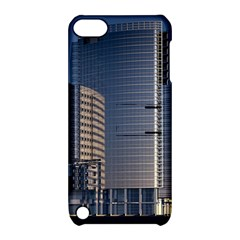 Skyscraper Skyscrapers Building Apple Ipod Touch 5 Hardshell Case With Stand by Sapixe