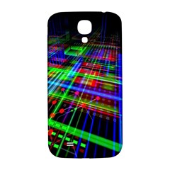 Electronics Board Computer Trace Samsung Galaxy S4 I9500/i9505  Hardshell Back Case by Sapixe