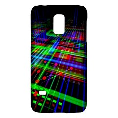 Electronics Board Computer Trace Galaxy S5 Mini by Sapixe