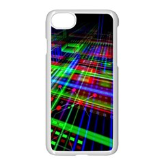 Electronics Board Computer Trace Apple Iphone 7 Seamless Case (white) by Sapixe