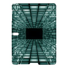 Abstract Perspective Background Samsung Galaxy Tab S (10 5 ) Hardshell Case  by Sapixe