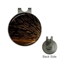 Metalworking Iron Radio Weld Metal Hat Clips With Golf Markers by Sapixe