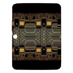 Board Digitization Circuits Samsung Galaxy Tab 3 (10 1 ) P5200 Hardshell Case  by Sapixe