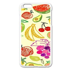 Seamless Pattern Desktop Decoration Apple Iphone 6 Plus/6s Plus Enamel White Case by Sapixe