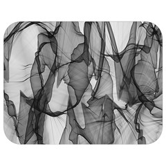 Abstract Black And White Background Full Print Lunch Bag by Sapixe