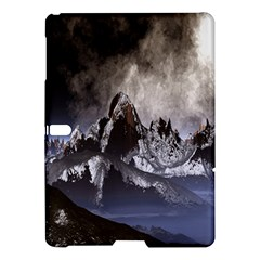 Mountains Moon Earth Space Samsung Galaxy Tab S (10 5 ) Hardshell Case