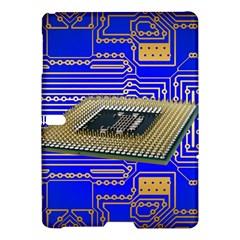 Processor Cpu Board Circuits Samsung Galaxy Tab S (10 5 ) Hardshell Case