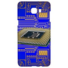 Processor Cpu Board Circuits Samsung C9 Pro Hardshell Case  by Sapixe