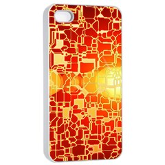 Board Conductors Circuits Apple Iphone 4/4s Seamless Case (white) by Sapixe
