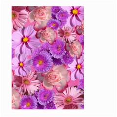 Flowers Blossom Bloom Nature Color Large Garden Flag (two Sides) by Sapixe