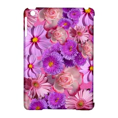 Flowers Blossom Bloom Nature Color Apple Ipad Mini Hardshell Case (compatible With Smart Cover) by Sapixe