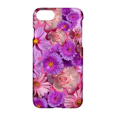 Flowers Blossom Bloom Nature Color Apple Iphone 8 Hardshell Case