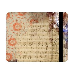 Art Collage Design Colorful Color Samsung Galaxy Tab Pro 8 4  Flip Case by Sapixe