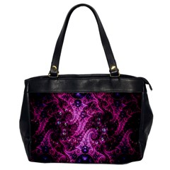 Fractal Art Digital Art Office Handbags by Sapixe