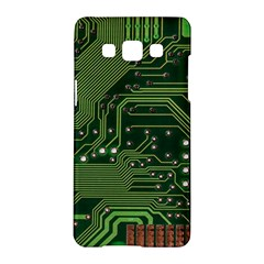 Board Computer Chip Data Processing Samsung Galaxy A5 Hardshell Case  by Sapixe