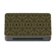 Texture Background Mandala Memory Card Reader With Cf by Sapixe