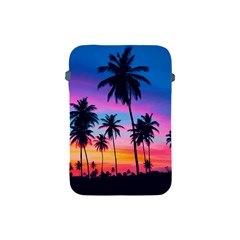 Sunset Palms Apple Ipad Mini Protective Soft Cases by goljakoff