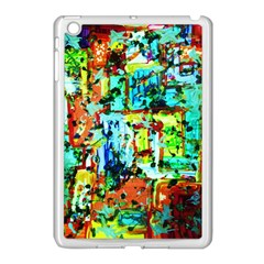 Birds   Caged And Free Apple Ipad Mini Case (white)