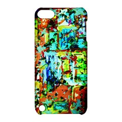 Birds   Caged And Free Apple Ipod Touch 5 Hardshell Case With Stand